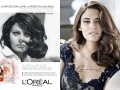 L'Oréal Paris EXCELLENCE LEGENDES Bianca Balti Frederic Mennetrier L'atelier Blanc  -2
