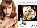 L'Oréal Paris Prodigy Karlie Kloss Kenneth Willardt Frederic Mennetrier